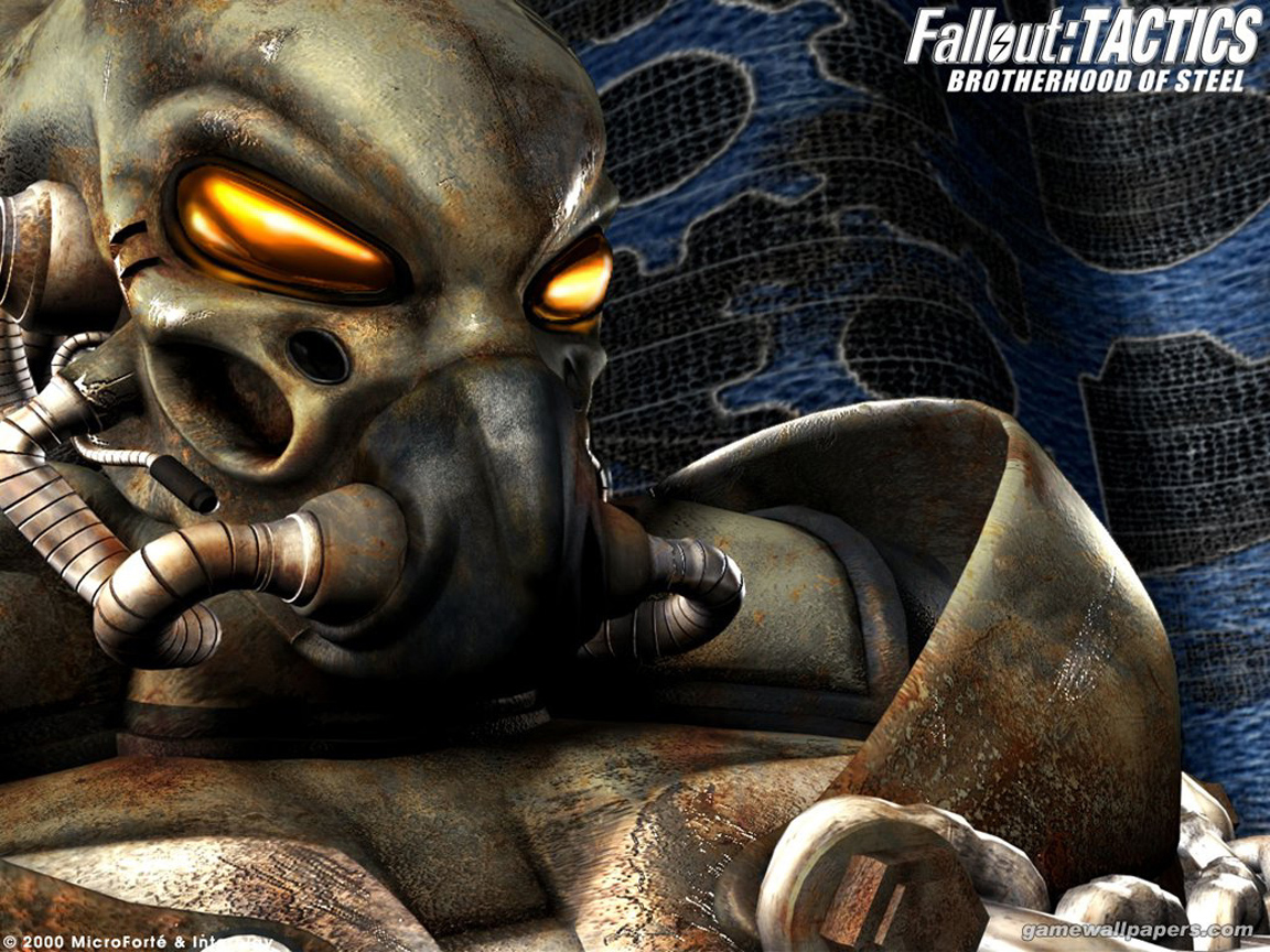 Описание Fallout Tactics Братство Стали MOD Anclave - не Язык