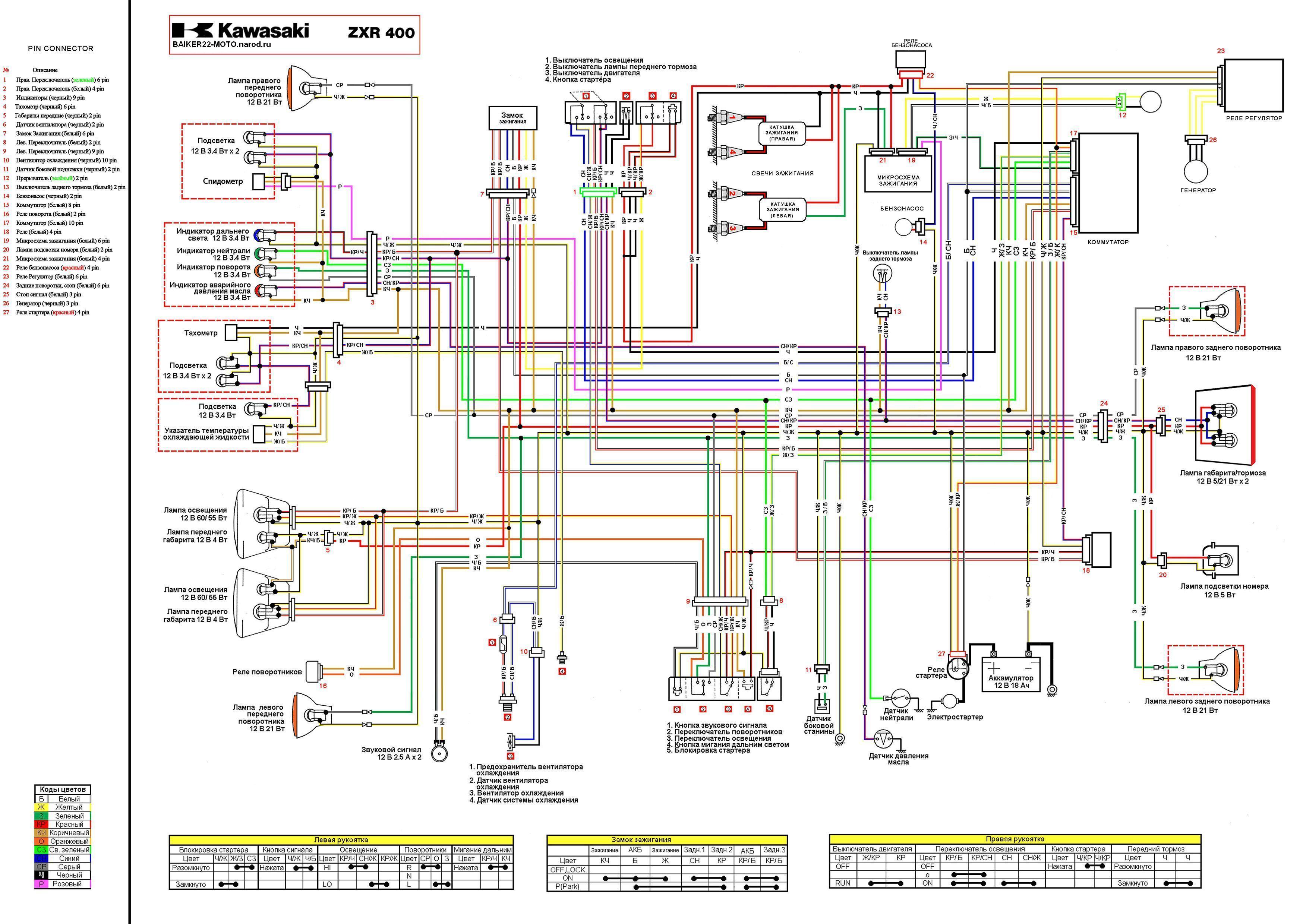 h схему проводного kа